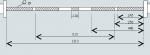 Штанги размеры – Технические правила по пауэрлифтингу (силовому троеборью) с изменениями и дополнениями 2011 года