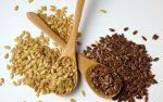 Молотое льняное семя с кефиром – Девушка смешивала семена льна с кефиром и выпивала эту смесь каждый день. спустя 2 недели ее родные пришли в восторг!