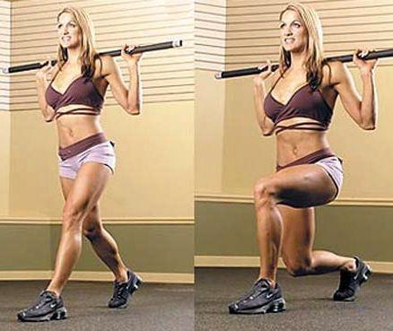 Как накачать мышцы девушке питание