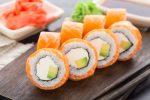 Низкокалорийные суши и роллы – 7 видов роллов – вкусных и полезных для здоровья