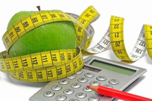 расчет калорий для похудения формула харриса бенедикта