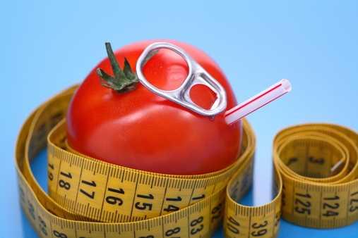 похудела на помидорах отзывы
